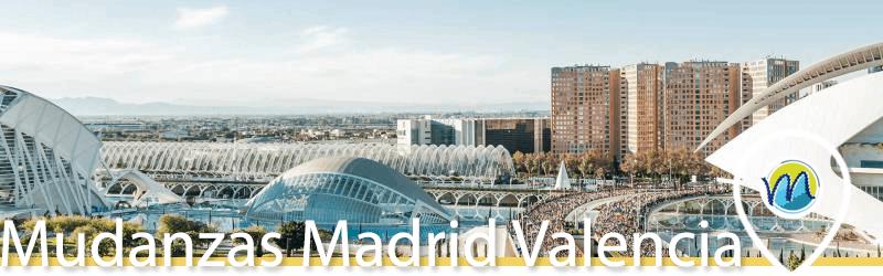 portes baratos madrid valencia