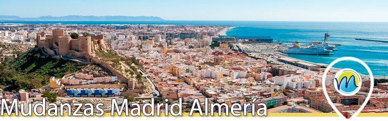 mudanzas madrid almeria
