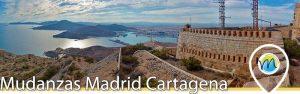 mudanzas madrid cartagena