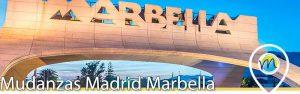 mudanzas madrid marbella