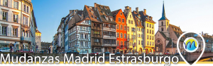 mudanzas madrid estrasburgo